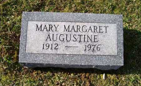 AUGUSTINE, MARY MARGARET - Adams County, Ohio | MARY MARGARET AUGUSTINE - Ohio Gravestone Photos