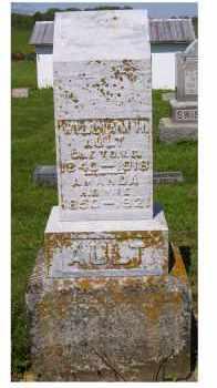 AULT, AMANDA - Adams County, Ohio | AMANDA AULT - Ohio Gravestone Photos