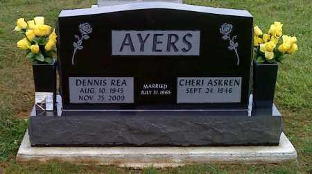 AYERS, DENNIS - Adams County, Ohio | DENNIS AYERS - Ohio Gravestone Photos