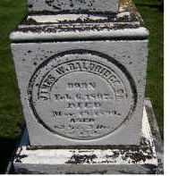 BALDRIDGE, JAMES W. SR. - Adams County, Ohio | JAMES W. SR. BALDRIDGE - Ohio Gravestone Photos