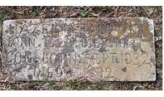 BALDWIN, HAZEL - Adams County, Ohio | HAZEL BALDWIN - Ohio Gravestone Photos