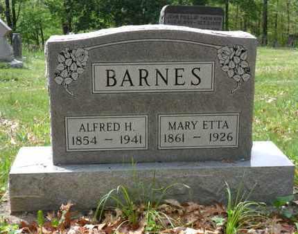BARNES, MARY ETTA - Adams County, Ohio | MARY ETTA BARNES - Ohio Gravestone Photos