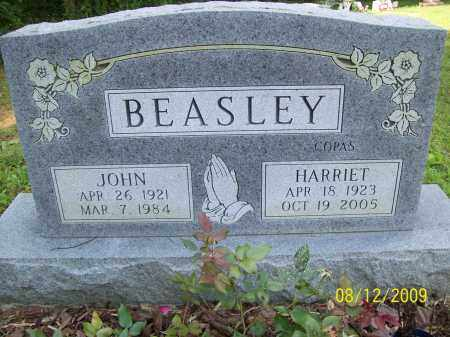BEASLEY, HARRIET - Adams County, Ohio | HARRIET BEASLEY - Ohio Gravestone Photos