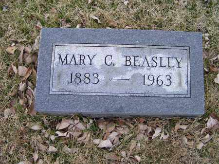 BEASLEY, MARY C. - Adams County, Ohio | MARY C. BEASLEY - Ohio Gravestone Photos