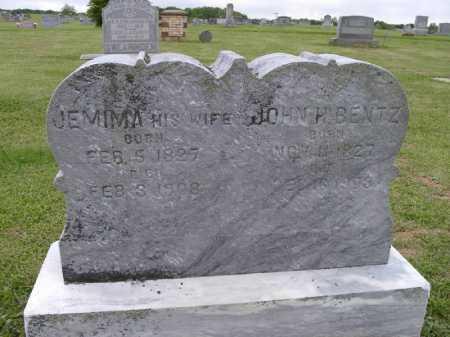 BENTZ, JOHN H - Adams County, Ohio | JOHN H BENTZ - Ohio Gravestone Photos