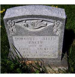 BICKETT, DOROTHY HELEN - Adams County, Ohio   DOROTHY HELEN BICKETT - Ohio Gravestone Photos