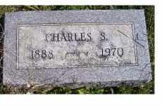 BISSINGER, CHARLES S. - Adams County, Ohio | CHARLES S. BISSINGER - Ohio Gravestone Photos