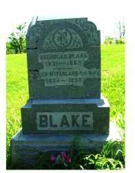 BLAKE, NICHOLAS - Adams County, Ohio | NICHOLAS BLAKE - Ohio Gravestone Photos