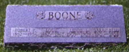 BOONE, LOUIE - Adams County, Ohio | LOUIE BOONE - Ohio Gravestone Photos