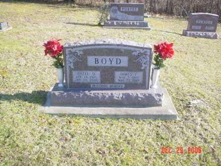 BOYD, HAZEL O. - Adams County, Ohio | HAZEL O. BOYD - Ohio Gravestone Photos