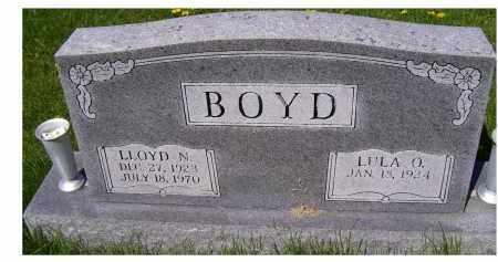 BOYD, LULA O. - Adams County, Ohio | LULA O. BOYD - Ohio Gravestone Photos