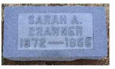 BRAWNER, SARAH A. - Adams County, Ohio   SARAH A. BRAWNER - Ohio Gravestone Photos