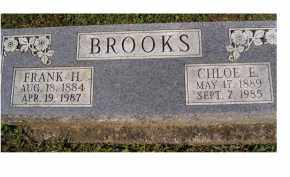 BROOKS, CHLOE E. - Adams County, Ohio | CHLOE E. BROOKS - Ohio Gravestone Photos