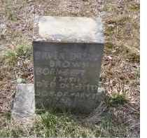 BROWN, ERIVN DREW - Adams County, Ohio | ERIVN DREW BROWN - Ohio Gravestone Photos