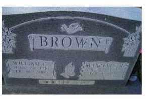 BROWN, MARCELLA R. - Adams County, Ohio | MARCELLA R. BROWN - Ohio Gravestone Photos