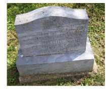BROWNLEE, INFANT - Adams County, Ohio | INFANT BROWNLEE - Ohio Gravestone Photos