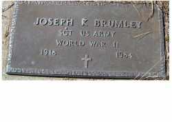 BRUMLEY, JOSEPH K. - Adams County, Ohio | JOSEPH K. BRUMLEY - Ohio Gravestone Photos