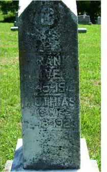 CALVERT, FRANK - Adams County, Ohio | FRANK CALVERT - Ohio Gravestone Photos