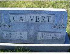 CALVERT, HARRY H. - Adams County, Ohio   HARRY H. CALVERT - Ohio Gravestone Photos