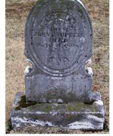 CAMPBELL, HETTIE - Adams County, Ohio   HETTIE CAMPBELL - Ohio Gravestone Photos