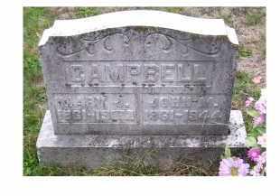 CAMPBELL, MARY J. - Adams County, Ohio | MARY J. CAMPBELL - Ohio Gravestone Photos