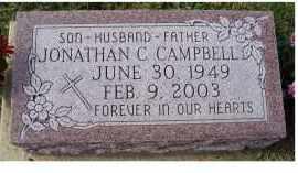 CAMPBELL, JONATHAN C. - Adams County, Ohio   JONATHAN C. CAMPBELL - Ohio Gravestone Photos