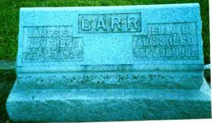 CARR, JAMES - Adams County, Ohio | JAMES CARR - Ohio Gravestone Photos