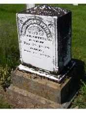 MONROE CATES, AGNES - Adams County, Ohio | AGNES MONROE CATES - Ohio Gravestone Photos
