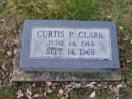 CLARK, CURTIS P. - Adams County, Ohio | CURTIS P. CLARK - Ohio Gravestone Photos