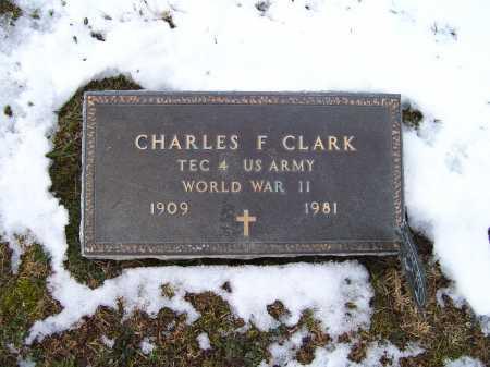 CLARK, CHARLES F. - Adams County, Ohio   CHARLES F. CLARK - Ohio Gravestone Photos