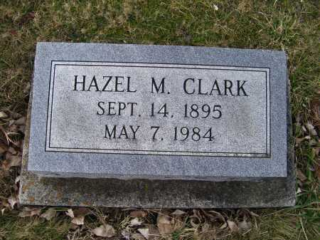 CLARK, HAZEL M. - Adams County, Ohio   HAZEL M. CLARK - Ohio Gravestone Photos