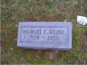 CLINE, HUBERT E. - Adams County, Ohio   HUBERT E. CLINE - Ohio Gravestone Photos