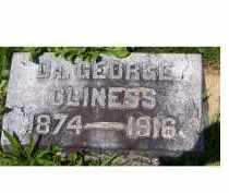 CLINESS, GEORGE - Adams County, Ohio | GEORGE CLINESS - Ohio Gravestone Photos