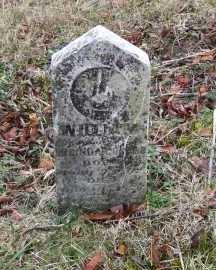 CONARD, WILLIAM - Adams County, Ohio | WILLIAM CONARD - Ohio Gravestone Photos
