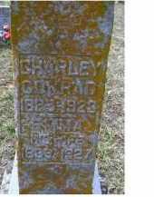 CONRAD, CHARLEY - Adams County, Ohio | CHARLEY CONRAD - Ohio Gravestone Photos
