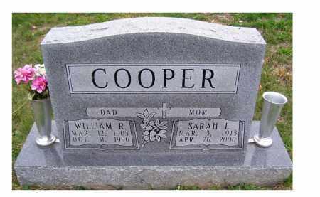 COOPER, SARAH L. - Adams County, Ohio | SARAH L. COOPER - Ohio Gravestone Photos