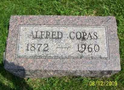 COPAS, ALFRED - Adams County, Ohio | ALFRED COPAS - Ohio Gravestone Photos