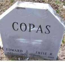 COPAS, ERTIE R. - Adams County, Ohio   ERTIE R. COPAS - Ohio Gravestone Photos