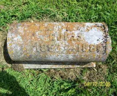 WEBB COPAS, LATHA ANN - Adams County, Ohio | LATHA ANN WEBB COPAS - Ohio Gravestone Photos