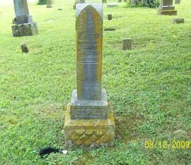 COPAS, VANELY - Adams County, Ohio | VANELY COPAS - Ohio Gravestone Photos