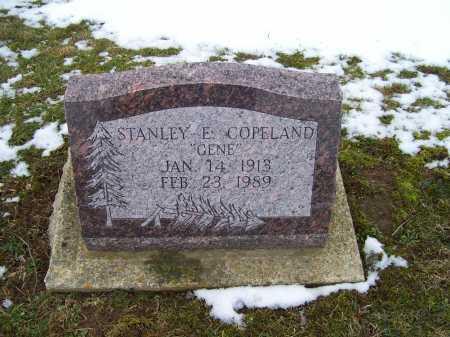 COPELAND, STANLEY E. - Adams County, Ohio   STANLEY E. COPELAND - Ohio Gravestone Photos
