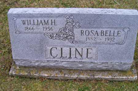 CLINE, ROSA BELLE - Adams County, Ohio | ROSA BELLE CLINE - Ohio Gravestone Photos