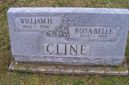 CLINE, WILLIAM H. - Adams County, Ohio | WILLIAM H. CLINE - Ohio Gravestone Photos