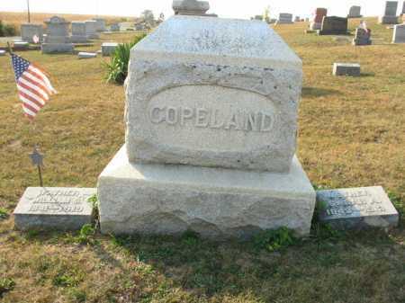 COPELAND, WILLIAM S. - Adams County, Ohio | WILLIAM S. COPELAND - Ohio Gravestone Photos