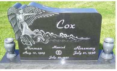 COX, NORMAN - Adams County, Ohio | NORMAN COX - Ohio Gravestone Photos