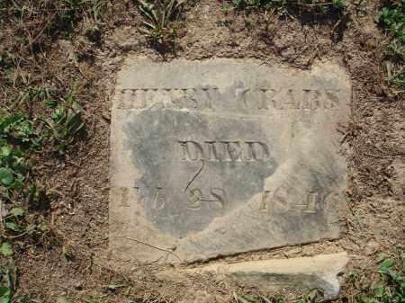 CRABS, HENRY - Adams County, Ohio   HENRY CRABS - Ohio Gravestone Photos