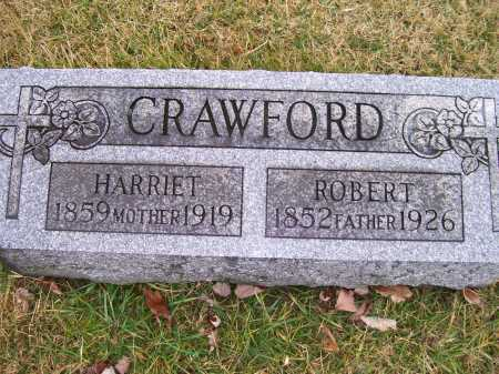 CRAWFORD, HARRIET - Adams County, Ohio | HARRIET CRAWFORD - Ohio Gravestone Photos