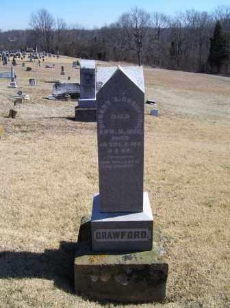 CRAWFORD, ROBERT S. - Adams County, Ohio | ROBERT S. CRAWFORD - Ohio Gravestone Photos