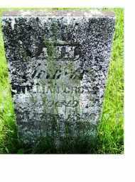 CROSS, ANN - Adams County, Ohio | ANN CROSS - Ohio Gravestone Photos