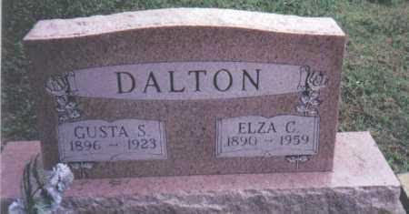 DALTON, ELZA C. - Adams County, Ohio   ELZA C. DALTON - Ohio Gravestone Photos